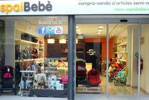 Espaibebè / fotos del interior de Espaibebè