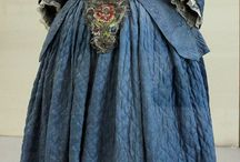 18th century quilted women's garements