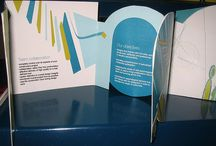 Brochuras e impressos - Brochures and prints