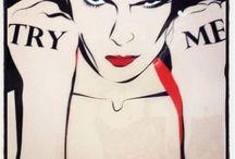 Covers, Art & Pop