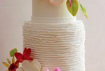 Gumpaste flowers de Kiara's cakes