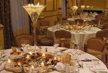Wedding Table Setups / You will find here different wedding table setups.