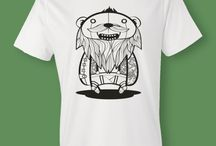 Youth t-shirts / T-shirts in youth sizes from Not Only Ogres