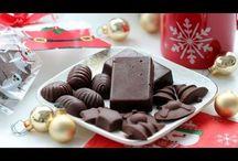 çikolata yapımı