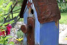 Bird Houses / by Rhoda Gardner