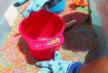 sensory / messy play