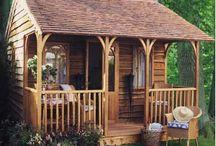 Mum's cabin
