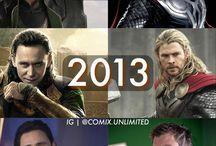 Loki and Thor<3