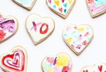 Watercolour Biscuit Ideas