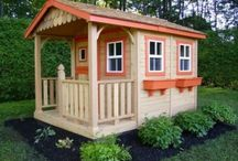 playhouses for kids