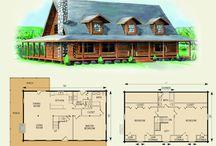 HOME ház alaprajzok