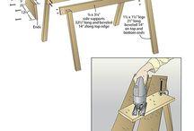 Tools.Sawhorses+Benches