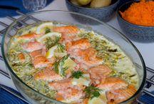 Recept middag