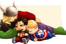 Marvel Geekery