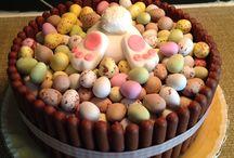 Easter, Easter... Whit a beaster! / by Kate Ferguson