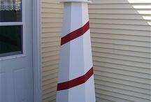lighthouse street light