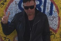 HRH Wall / Anything that is Rock n Roll in my world