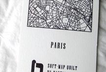 DesignWalks Map