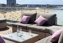 Seaside and Beach Hotels / The most luxurious coastal hotels