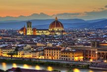 In love with Firenze / The beautiful city of Florence
