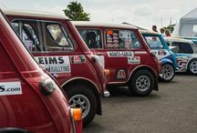 Always rally-ready, these #classicMini got all the attention this time last year at #IMM2014. #throwbackthursday