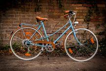 VintageBringa-BELLE / Egyedi restaurált kerékpárok