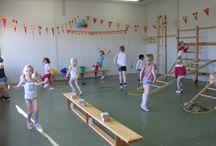 jimnastik ve oyun aktivite