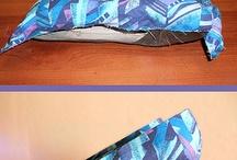 DIY ideas / Diy, reciclaje, renovar prendas