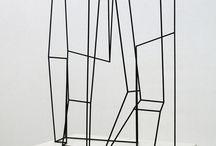 Sculpture abstraites