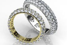 Wedding Bands Collection / Discover stunning collection of mens & womens wedding band at one place
