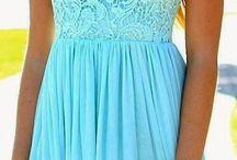 Bridesmaids dress ideas