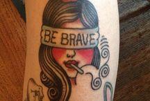tattoo pinup