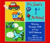 Elijah's 3rd Birthday