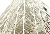 Lace in Architecture and Art