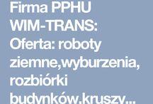 TRANSPORT NISKOPODWOZIOWY