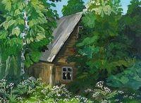 Лисица Сестрица / Мои работы: рисунки, иллюстрации, картинки, фото