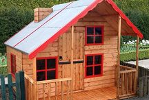 Childrens Playhouses / Your kids can have hours of fun in one of our Malvern Playhouses!