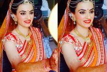 Beautiful Indian Bride Makeup by Ganesh jadhav