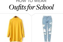 Outfits 4 school