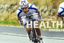 Team Novo Nordisk / Team Novo Nordisk is a global sports team with more than 100 cyclists, triathletes and runners who all have diabetes. The team is spearheaded by the world's first all diabetes pro-cycling team.