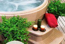 Hot, hot, hot / Hot tubs, jacuzzis