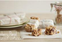 Süße Leckereien - Desserts