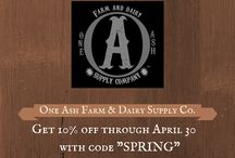 One Ash Farm and Dairy Supply