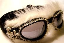Costume : Headdresses and Masks / Artsy things that go on your head I'd like to make