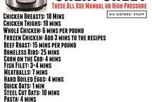 Insant Pot Recipes