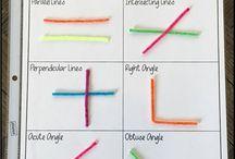 School - Grade 5 Geometry