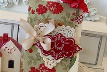 Crafts / Greeting Cards & Paper& Stamping. / Greeting Cards. Stamping, Paper items to make. / by Crabbies Boards