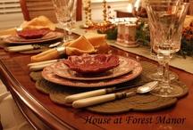Decorating / Year-round and seasonal decorating around the home.