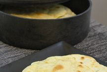 Super easy homemade tortillas recipe.