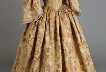 19世紀ファッション